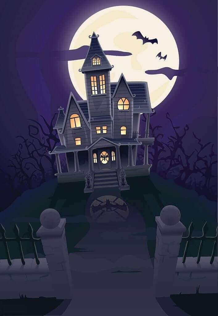 halloween cartoon images