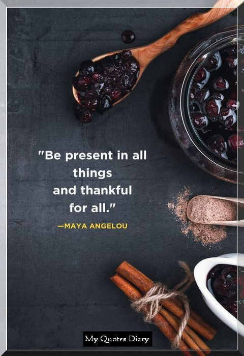 quotes on thanksgiving to friends