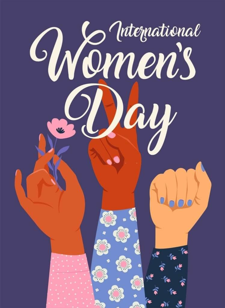 happy women's day images
