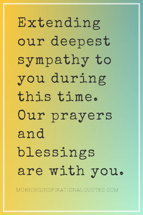 Sympathy Words & Messages For Sympathy Cards