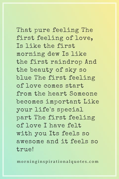 first love poems images