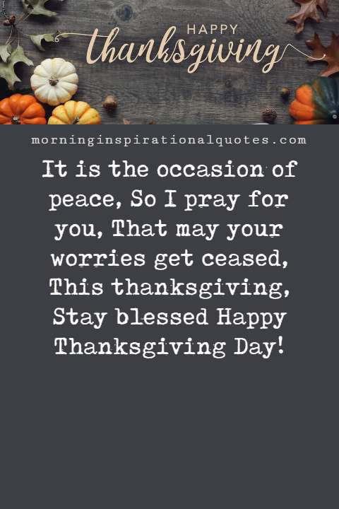 Happy Thanksgiving Card Messages #thanksgiving