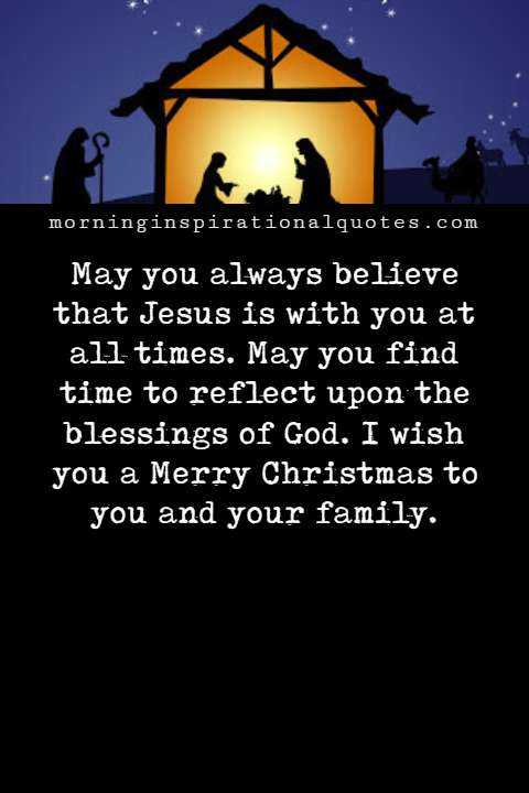 religious christmas sayings for cards, religious christmas card sayings