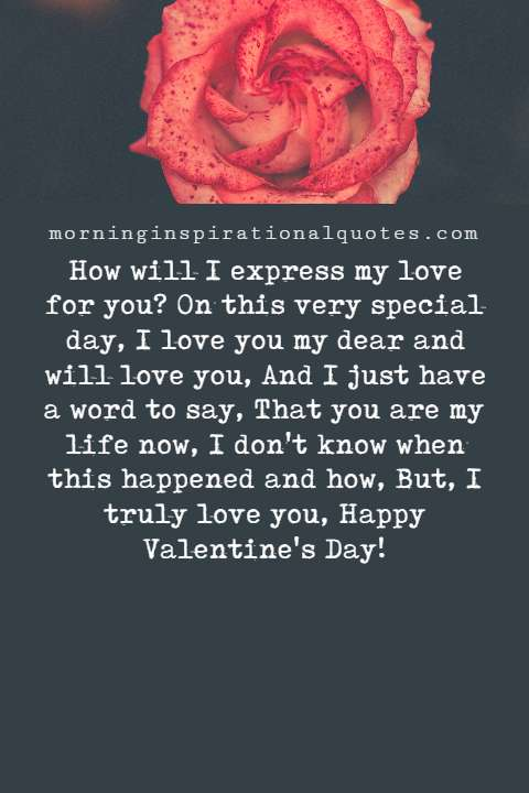 valentine day poems for him, valentine poems for him
