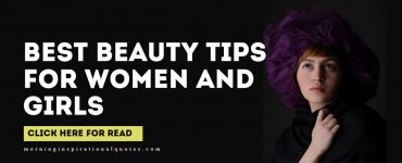 womens beauty tips