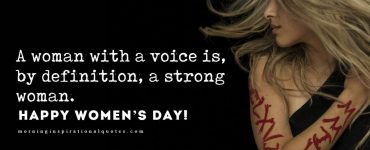 Women's Day Quotes, Happy Women's Day Quotes
