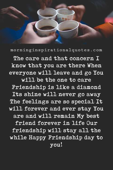 friendship day poems, special friendship poems