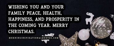 merry christmas quotes to family and friends